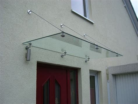 Glass Canopy/awning