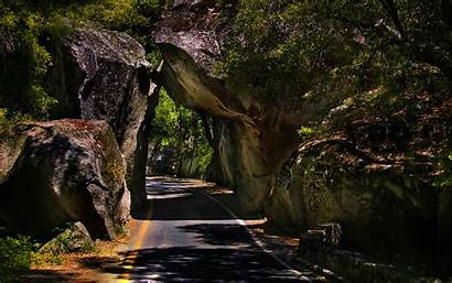 Nature Wallpapers Latest Tunnel Spectacular Rock Screensavers