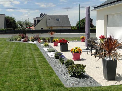 Deco Petit Jardin Exterieur Amenagement Jardin D 233 Coration Des Jardins Djunails