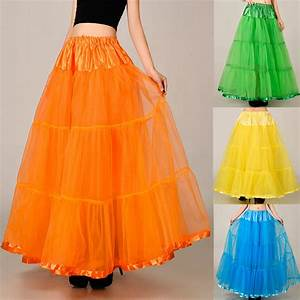 elegant long skirts wedding petticoat summer dress long a With long dress skirts for wedding