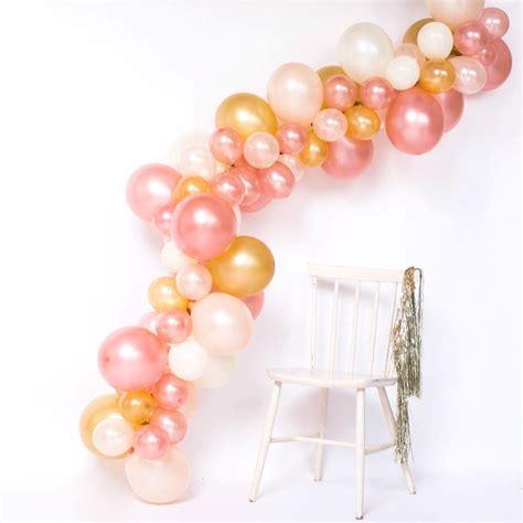 Balloon Garland Installation Kit - Rose Gold - Pretty