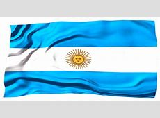 Flags of the World Argentina by FearOfTheBlackWolf on