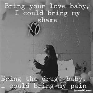 The Weeknd Wicked Games Quotes. QuotesGram