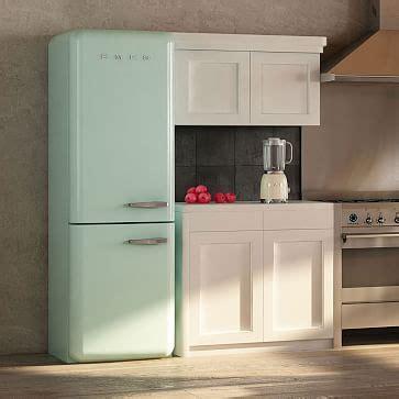 smeg  door refrigerator west elm