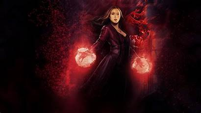 Scarlet Witch Wanda Maximoff Avengers Marvel Wallpapers