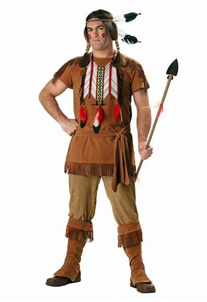 Indian Native American Sitting Bull Costumes Chief