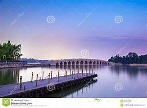 Quiet Summer Palace Stock Photo - Image: 36754920