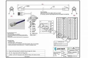 Cat6 Socket Wiring Diagram