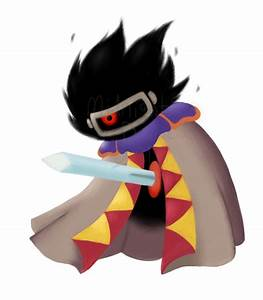 Dark Matter Swordsman by MidnightDrawcia on DeviantArt