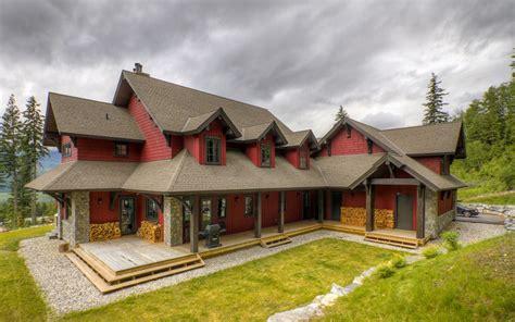 kootenay timber frame west coast log homes