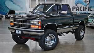1991 Chevrolet Silverado 4x4