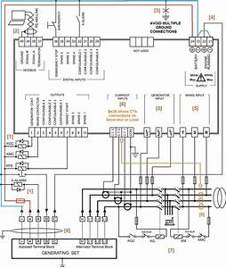 Generator Automatic Transfer Switch Wiring Diagram Gallery