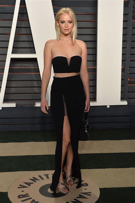 Jennifer Lawrence - 2016 Vanity Fair Oscar Party 28 ...