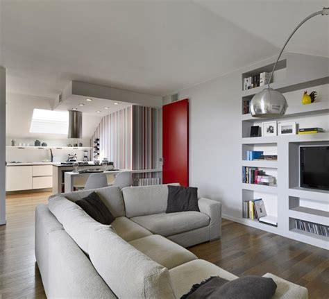 cuisine design petit espace cuisine ouverte sur salon une solution pour tous les espaces