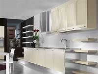 contemporary kitchen cabinets Decorating with White Kitchen Cabinets | DesignWalls.com