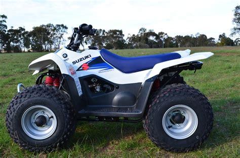 Suzuki Quadsport 50 by 2014 Suzuki Quadsport Z50