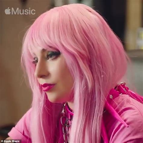 Lady Gaga says her new song Rain On Me is a metaphor for ...