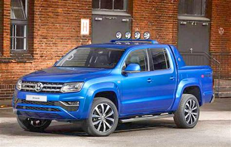 2020 volkswagen truck vw truck 2020 volkswagen amarok change and review