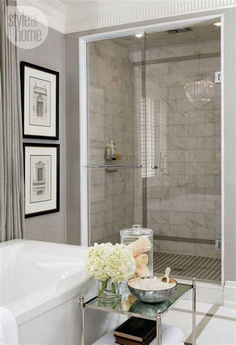 grey bathroom decorating ideas grey bathroom interior design ideas marble tile shower