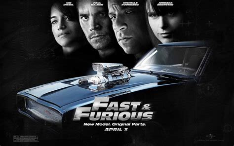 Wallpaper Film Fast And Furious 6