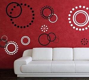 Wall decal best 20 large circle wall decals wall pop for Best 20 large circle wall decals