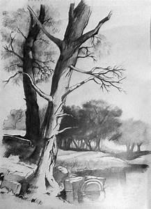 Photos  3d Pencil Sketch Scenery