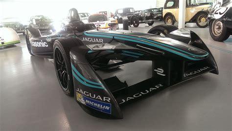 Panasonic Jaguar Racing's I-type 1 Formula E Car
