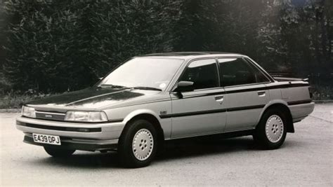Toyota Camry History by History Of The Toyota Camry Toyota