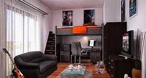 Jugendzimmer Modern Einrichten : jugendzimmer ideen verschiedene ideen f r die raumgestaltung inspiration ~ Sanjose-hotels-ca.com Haus und Dekorationen