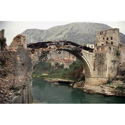 Snapshots of Europe: Stari Most – Mostar Bosnia