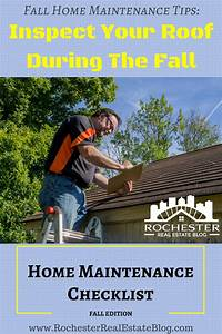 Home Inspections Checklist Fall Home Maintenance Checklist Tips Preparing Your