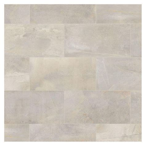 marazzi developed by nature pebble 12 in x 24 in glazed porcelain floor and wall tile 15 60