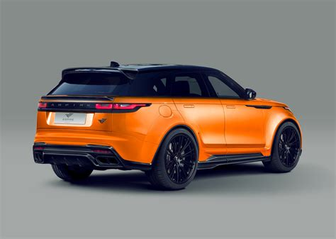 wide range rover velar thanks to aspire design