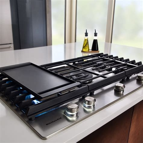 cooktops gas cooktops  grills  griddle