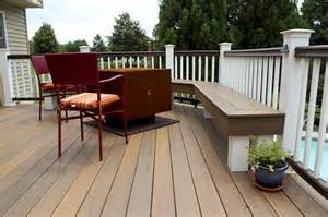 custom timbertech deck downingtown pa keystone custom decks