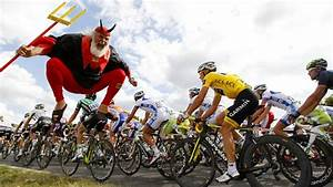 """Fatigué et fauché, le """"diable"""" du Tour de France va raccrocher sa fourche"""