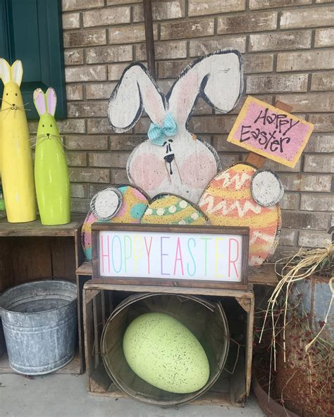 simple easter porch decor ideas  youll love