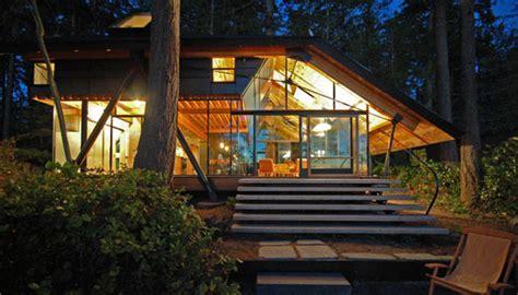 cottage in legno prefabbricati prefabbricato di lusso per una casa galleggiante ideare casa