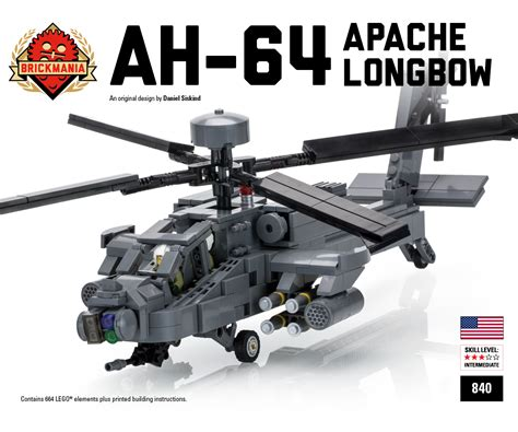 Lego Apache Helicopter Battle Brick « The Best 10