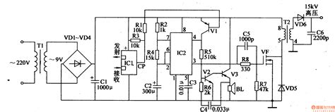 Electronic Mouse Killer Automotive Circuit