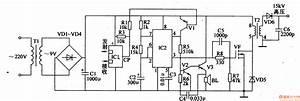 Electronic Mouse Killer  1  - Automotive Circuit - Circuit Diagram