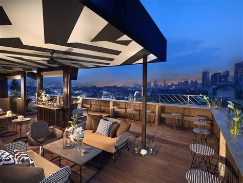 top 10 cuisines in the 14 best rooftop bars sky lounges in jakarta page 3 of