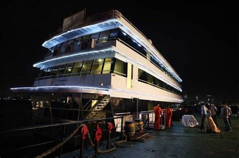 Yacht Bandra by Mumbai Now Has A Floating Hotel And I An Amazing
