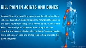 4 Home Remedies To Kill The Joint Pain