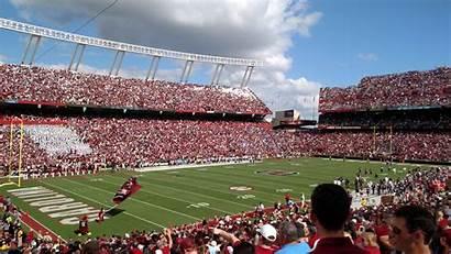 Brice Williams Stadium Carolina South Gamecocks Interior