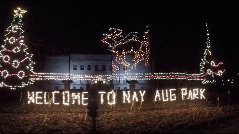 nay aug park christmas lights decoratingspecial com