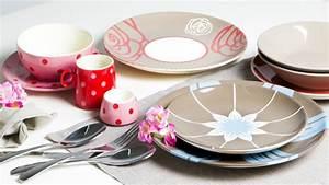 DALANI Piatti decorati: metti l'arte in tavola