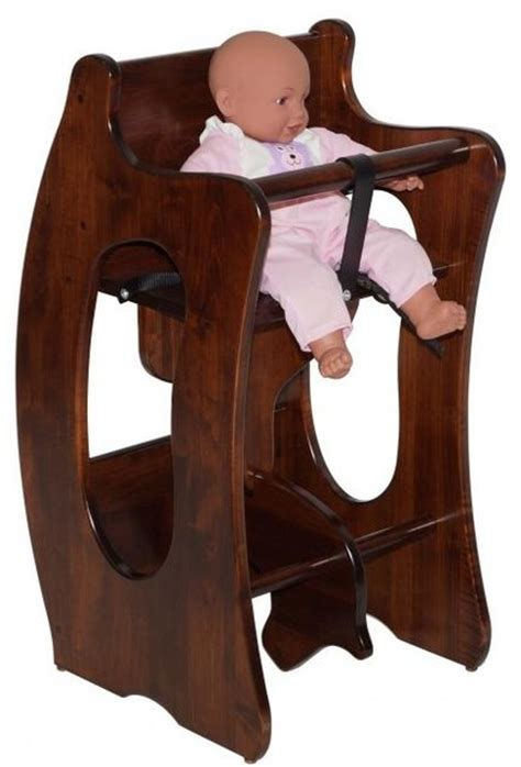 amish 3 in 1 high chair plans handcrafted amish 3 in 1 high chair rocking and