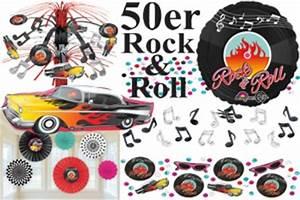 Dekoration 50er Jahre : party dekoration 50er jahre rock and roll ~ Sanjose-hotels-ca.com Haus und Dekorationen