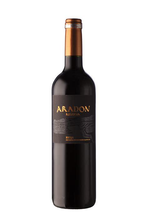 Ta'n ennym frangish arradonnais currit er cummaltee yn valley. ARADON RESERVA - BODEGAS ARADON. Alcanadre. Rioja